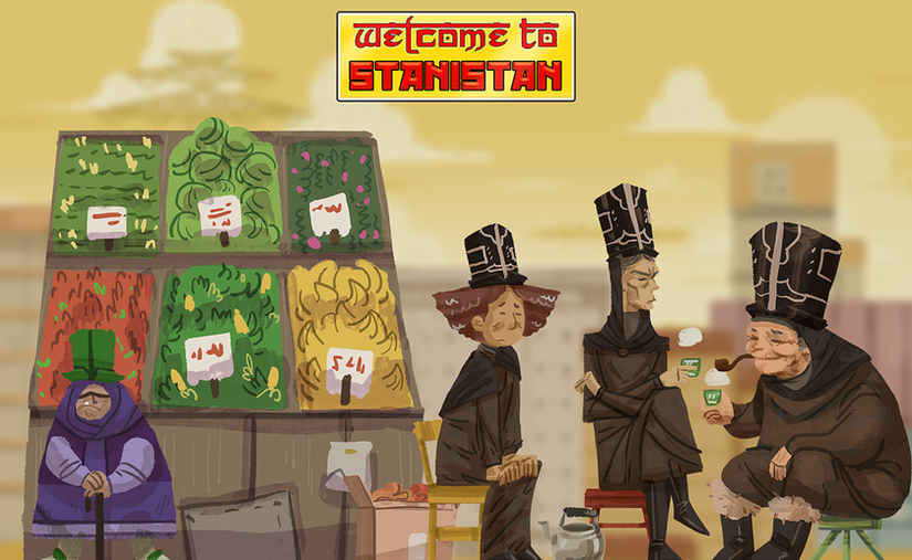 Welcome to Stanistan