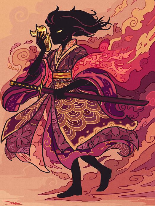 Clouded Samurai