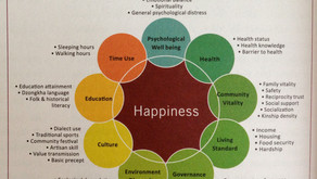 Lecture/Discussion on Gross National Happiness (GNH) (October 24)