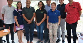 Meeting with Philippine government officials to pave the way of the TCMAP implementation (March 2-6)
