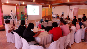 Management Planning Workshop for Mts Iglit-Baco Natural Park (Sept 24-28)