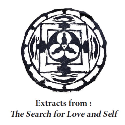Extracts from The Search for Love and Self - eBook