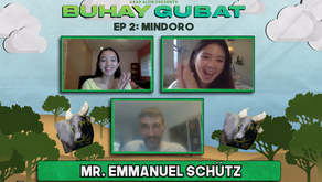 """""""Buhay Gubat"""" interview of DAF about tamaraw and Mindoro (May 8, 2021)"""