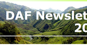 Release of the DAF Newsletter 2020 (January)