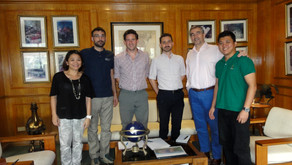 Visit of our scientific and project partners in the Philippines (October 25 – November 2)