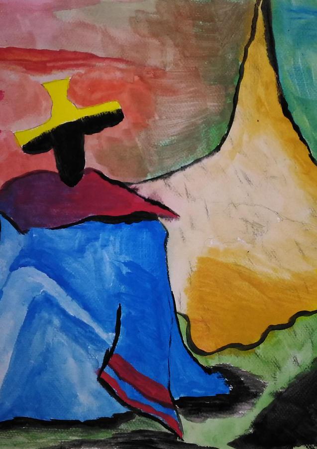 Earth Warrior by Emmanuel d'Aboville