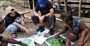 Documentation of traditional natural resource management practices of the Tau buids (January 2020)