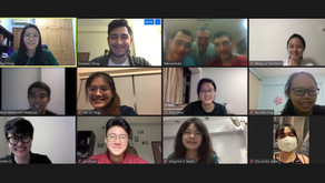 Webinar with students of Tembusu College in Singapore