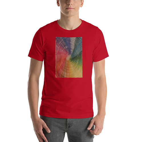 Short-Sleeve Unisex T-Shirt - In Mandala Vortex Art
