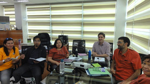 Preparing the future of Tamaraw conservation with DENR authorities (March 18 – 21)