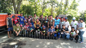 Bamboo Plantation Seminar for Mangyan