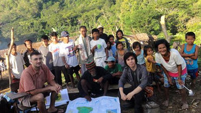 Initiating mission of our social science expert among the Mangyan communities (January 20)