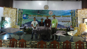 Participation to the Annual Philippine Biodiversity Symposium (Oct 16-20)