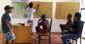 Furthering documentation of the living space and social organization of the Tau buids Tribe (October