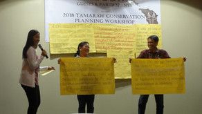 Mindoro Tamaraw Conservation Action Planning Workshop (December 4 -7 2018)