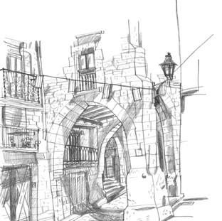 Calaceite Arch