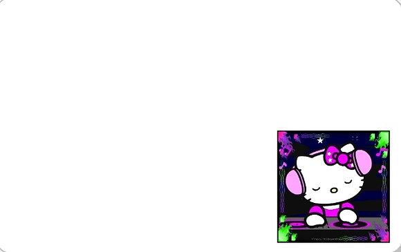 Hello Kitty DJ