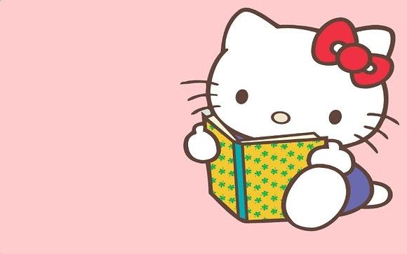 Hello Kitty Read