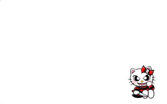 Hello Kitty Monster