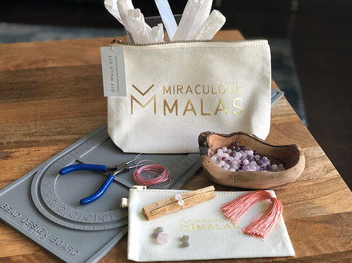 Custom DIY Miraculous Mala Kit
