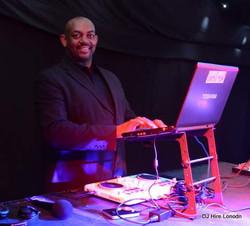 DJ b birthday party