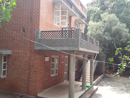Rishi Valley School Hospital Project Sponsored by Students of the Batch of ISC 1988