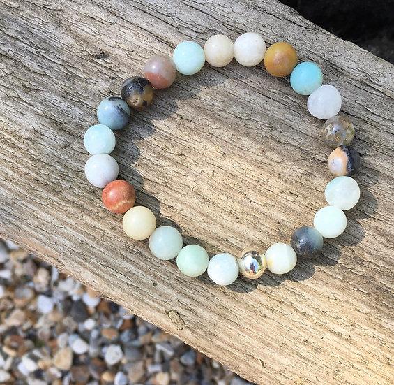 Amazonite Bracelet (mixed)