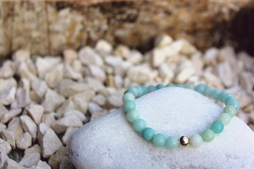 Amazonite Bracelet (6mm)