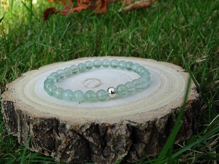 Fluorite Bracelet (6mm)