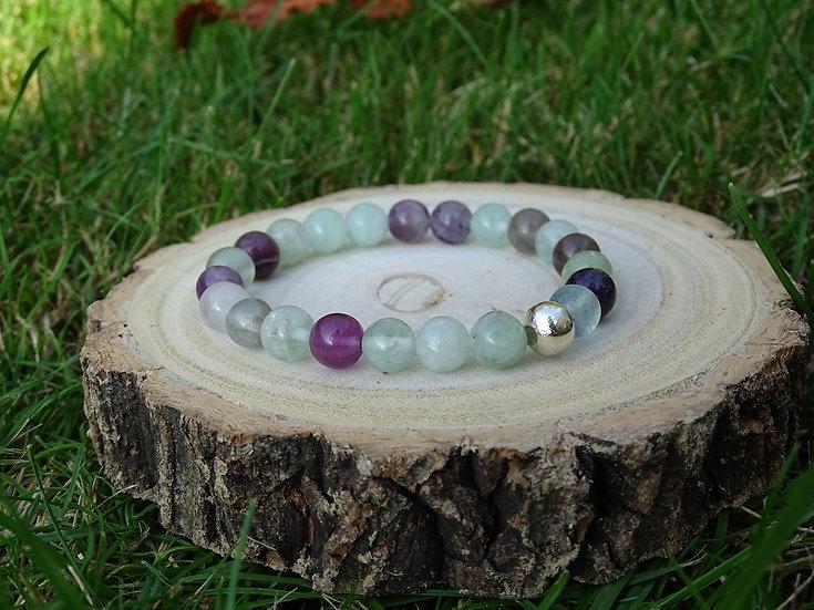 Fluorite Bracelet (mixed)