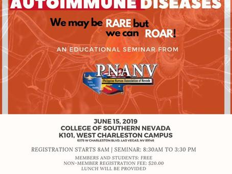AUTOIMMUNE DISEASES Seminar