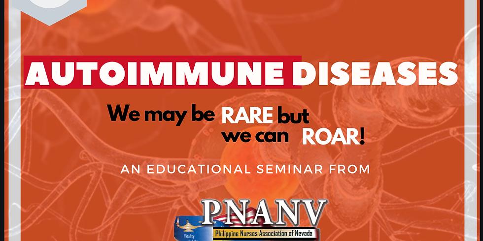 2019 Spring Seminar: AUTOIMMUNE DISEASES