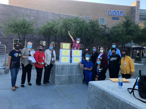 IPNANV Face mask and shiled delivery MG_