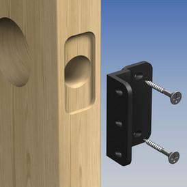 LCS605 Door Clip