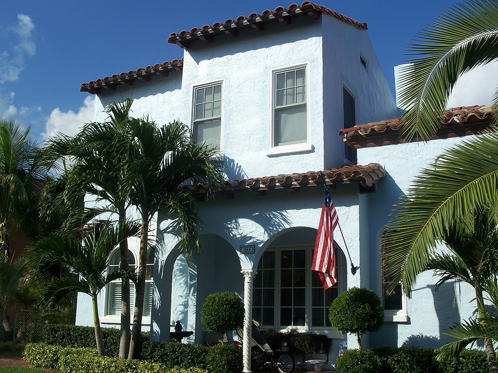 Old Palm Beach Property