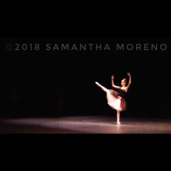 Solo Ballerina
