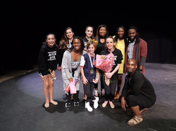 Older Performance Group and Staff