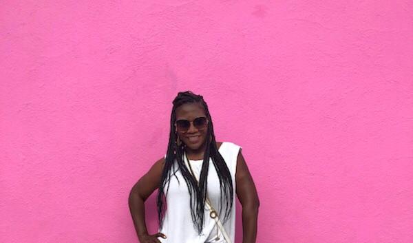 Donna Pink Wall II.JPG