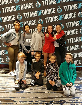 Titans of Dance Fun