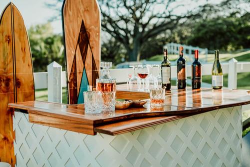 Pikake bar -Hawaii bar service