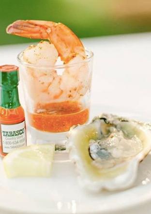 cocktail shrimps