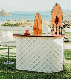 Pikake bar - Hawaii bar service