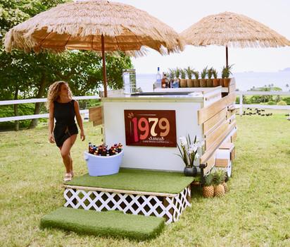Iolani bar -Hawaii bar service