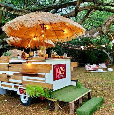 Iolani Bar - Hawaii bar service
