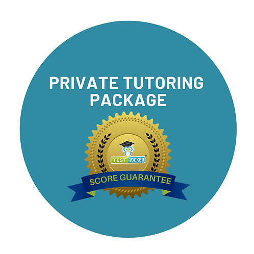 Private Tutoring Package - 18 Hours