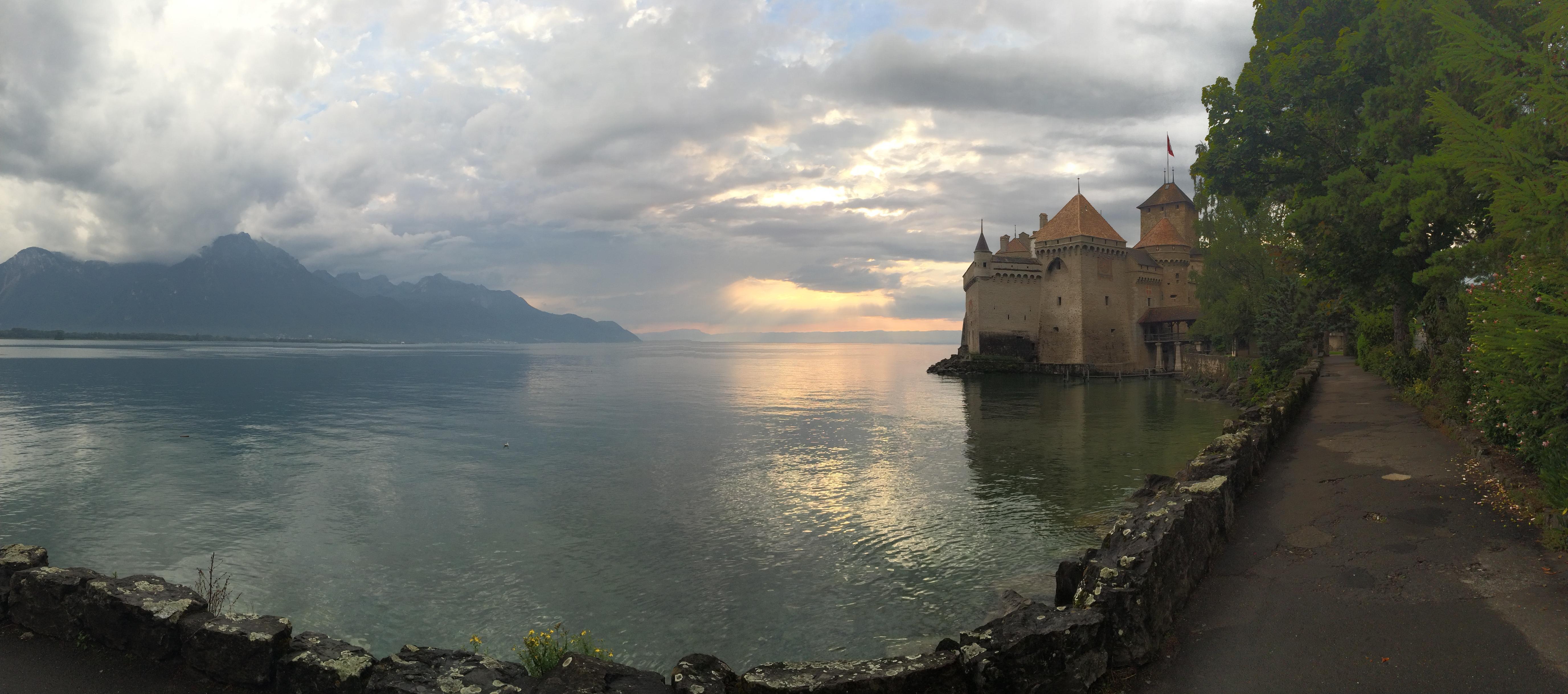 Chillon, Suisse'14