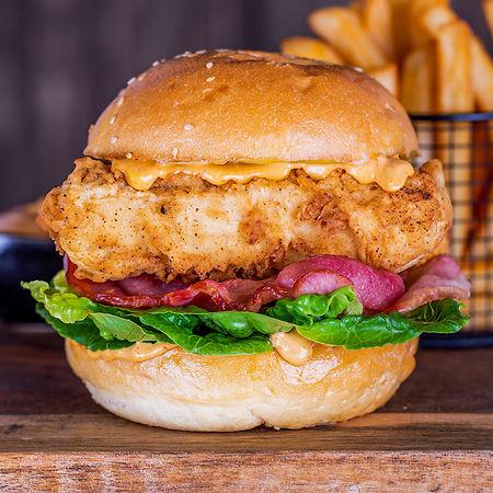 crispy chicken strip & bacon burger.jpg