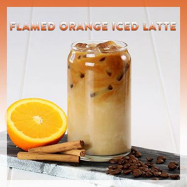 flamed orange iced latte.jpg