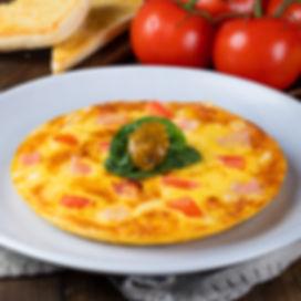 ham, cheese & tomato open omelette.jpg