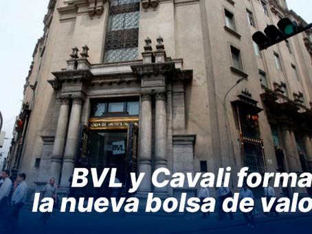 BVL y Cavali formarán la nueva bolsa de valores